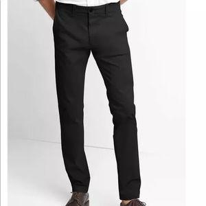 Gap Skinny Stretch, Mid Rise Jeans 31 x 30 Black